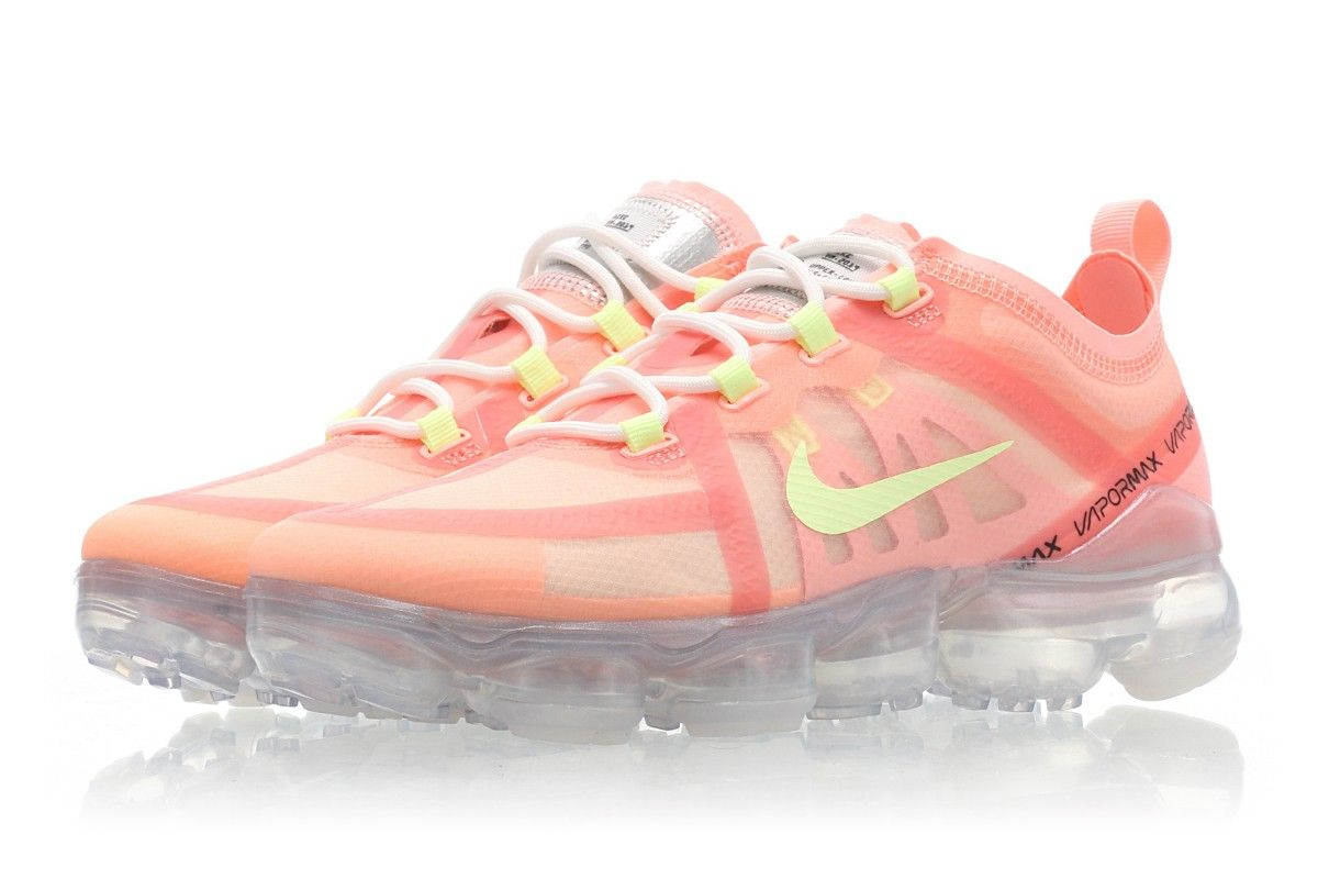 reputable site f9b43 4d259 Nike Air VaporMax 2019 Barely Volt AR6631702 Release Date