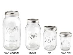 Glass Canning Jars Ball Canning Jars In Stock Uline Ball