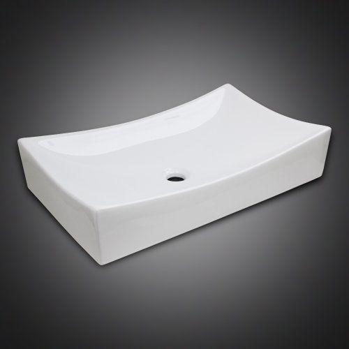 low profile ceramic bathroom faucet vessel vanity sink art