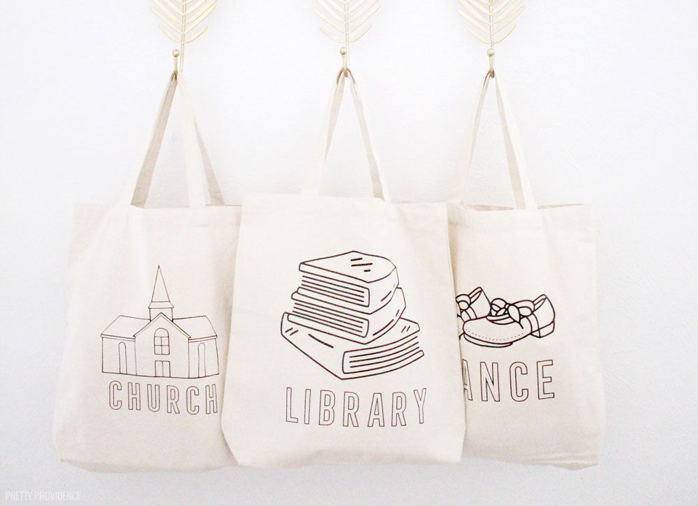 Customized Canvas Tote Bags Pretty Providence Custom Canvas Bag Custom Tote Bags Tote Bag