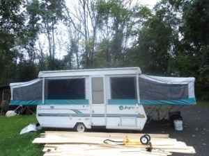 Jayco Campers 1995 Jayco Pop Up Camper 1500 Burdett For
