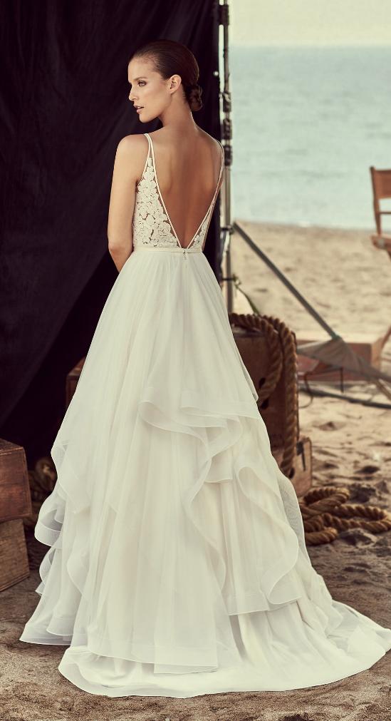 Elegant Mikaella Wedding Dresses Spring 2018 Collection