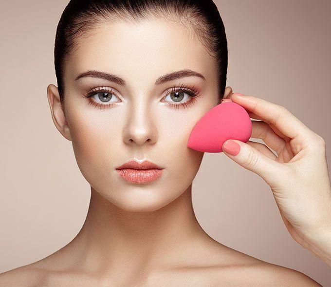 Beauty Blender Foundation: Beauty Blender, Beauty Blender How To Use