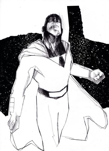 Unknown Space Ghost!