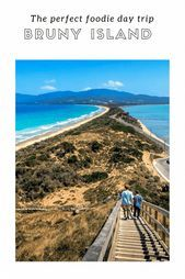 A Bruny Island day trip for the travelling foodie