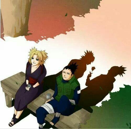 Shikamaru & Temari | Naruto - Misc | Pinterest | Naruto ...