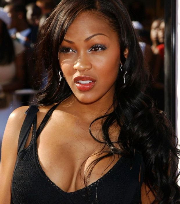 Speaking, Meagan good sexy lips