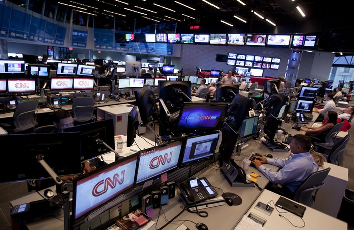 Enjoy the day spent behind-the-scenes on an Inside CNN Tour!