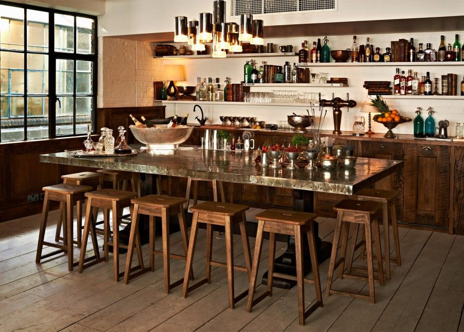 Above All Design Has To Be Comfortable Says Soho House Founder Shoreditch House Shoreditch House London Soho House