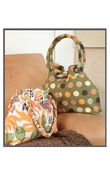 Grommet Grab Bag – IJ851 sewing pattern from IndygoJunction.com ...
