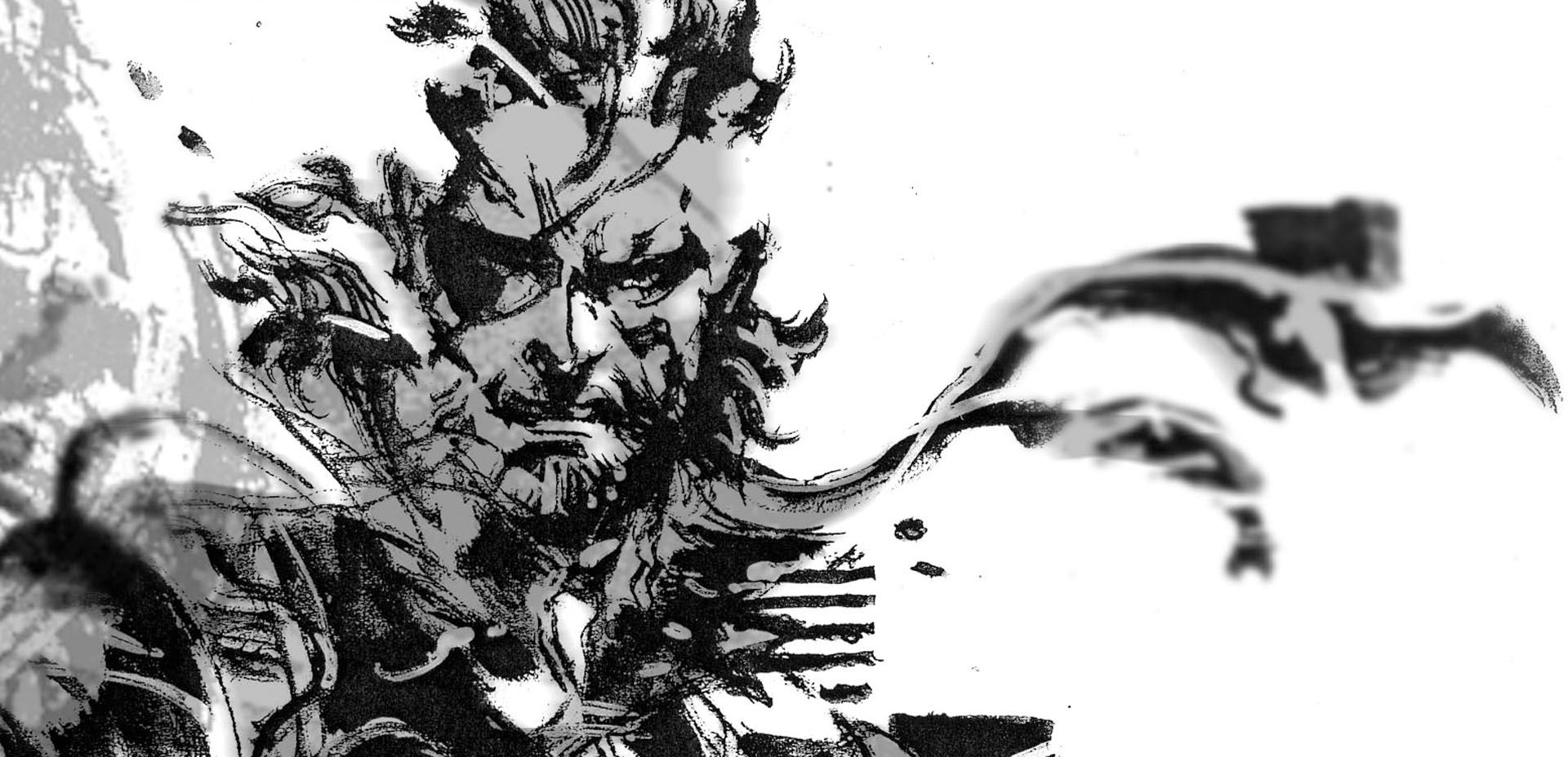 Mgs Legacy Collection Desktop Background X Metalgearsolid