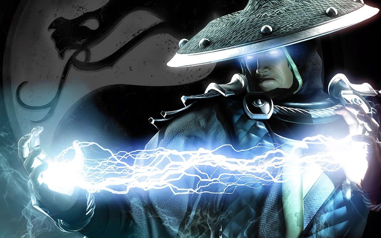 Mortal Kombat Raiden HD Wallpaper Telas