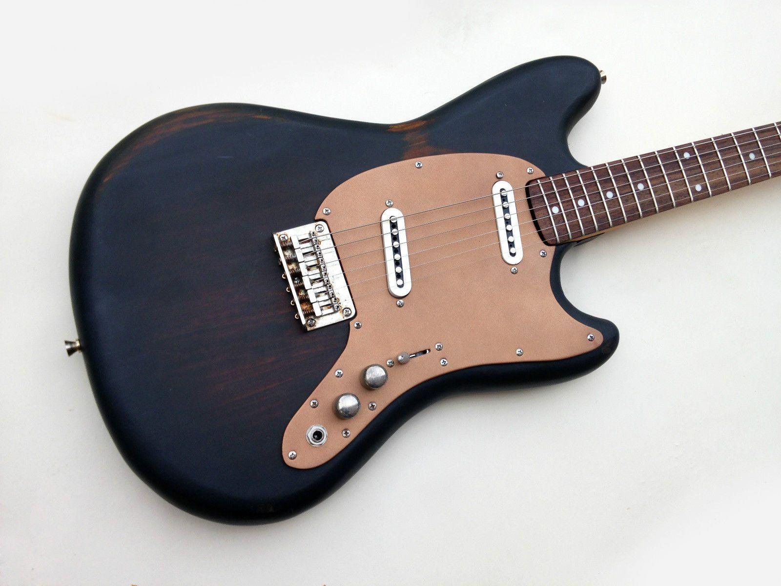 Danelectro Hornet 67 reissue vintage & modern guitars Pinterest