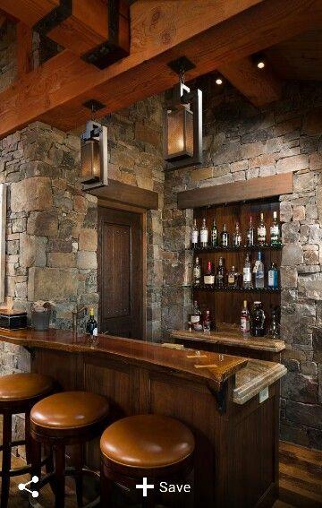 Kellerbar Ideen modern mid evil style bar homes