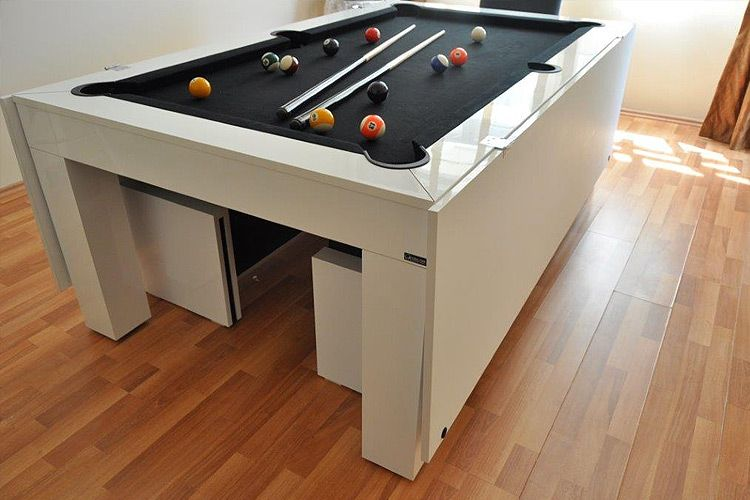Dolce Dining Table Made In Turkey Pool Table Dining Table Pool Table Dining Room Pool Table