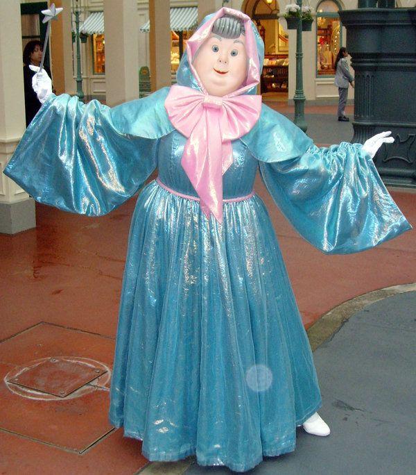 Fairy Godmother By Disneyphilip Deviantart Com Fairy Godmother