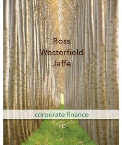 Download test bank online for corporate finance 9th edition stephen banks fandeluxe Gallery