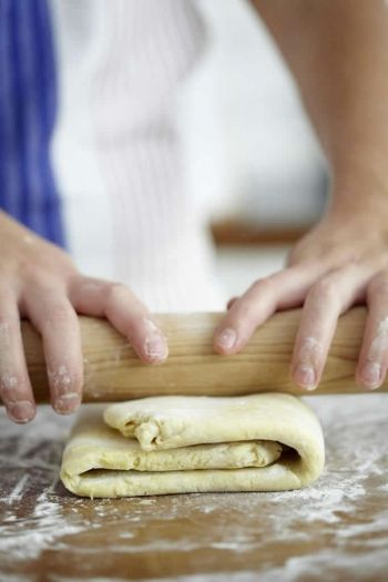 Home-made Puff Pastry