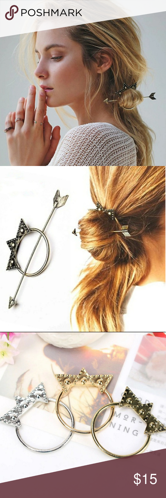 Arrow Hair Accessory x do leave a comment to be notified once in stock =] > coming soon > new > bundle & save > use offer button Accessories Hair Accessories