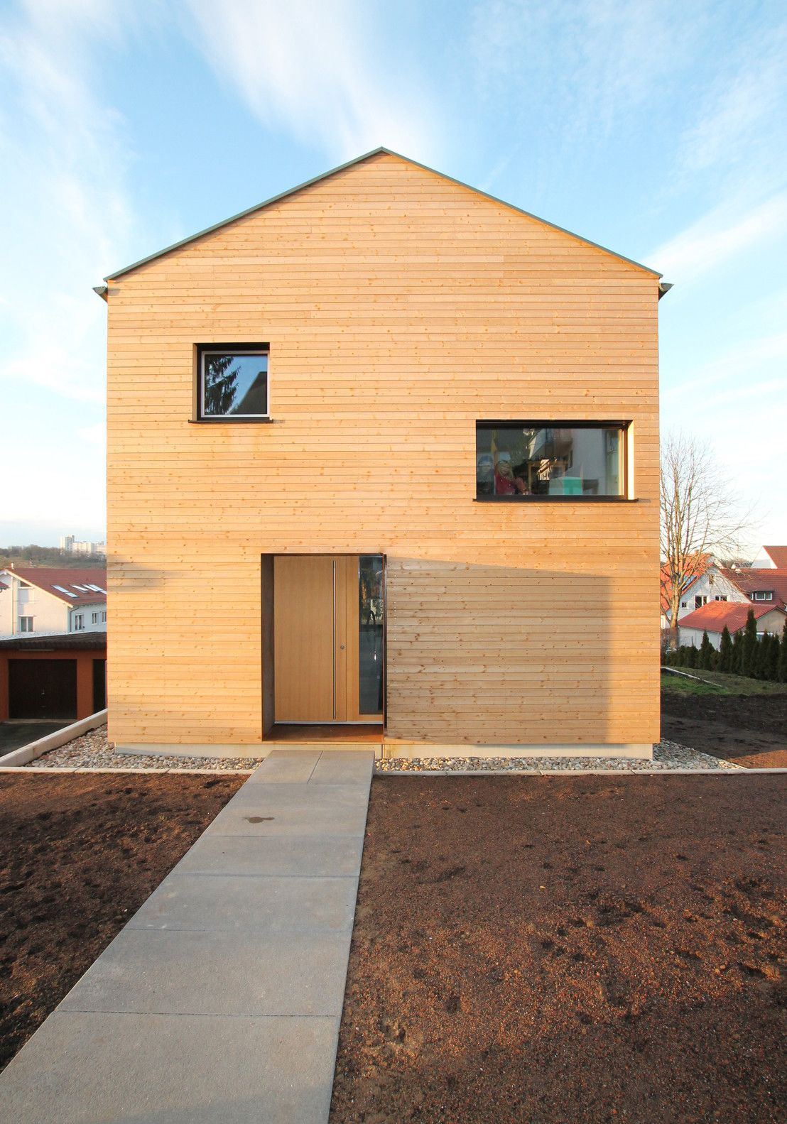 Holzhaus Stuttgart 360 holzhaus mit 160 quadratmetern für eine familie holzhäuschen