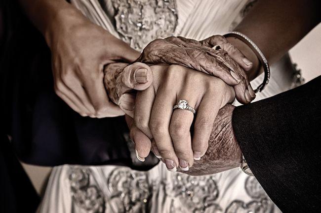 Smukt med kvindernes hænder