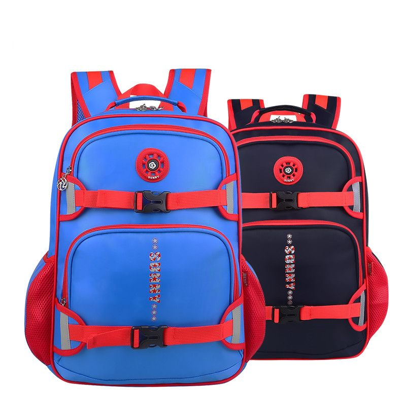 Lightweight Children Schoolbags for Boy Protect The Spine Design ...