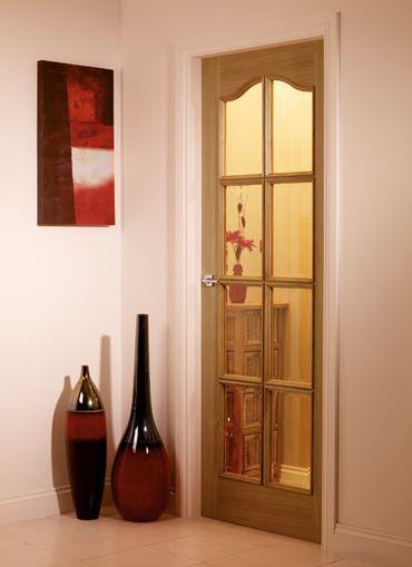 Hamlet oak pre glazed internal door doors and handles hamlet oak pre glazed internal door planetlyrics Images