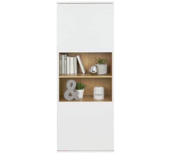Buy Hygena Modular 2 Door Tall Wall Cabinet