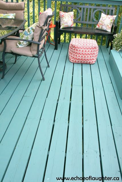 A Deck Makeover Deck Makeover Deck Colors Deck Design
