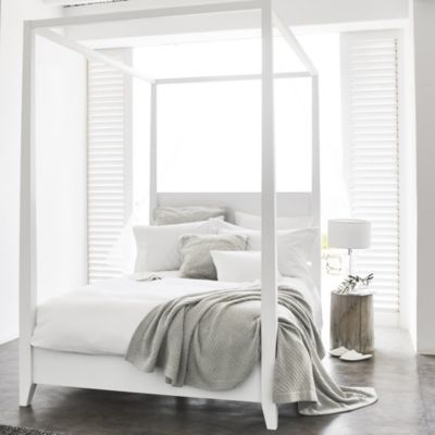 Buy Pimlico Four Poster Bed   From The White Company
