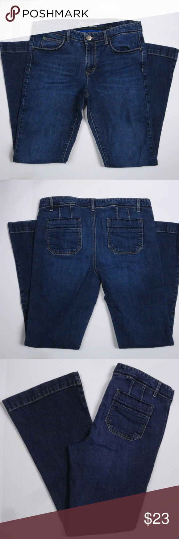 94033fcc168ab Tommy Hilfiger Retro Spirit Flare Jeans - 12R Tommy Hilfiger Retro Spirit Flare  Jeans Size