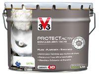 La Peinture Anti Tache Pour Des Murs Toujours Blancs V33 Diy Container