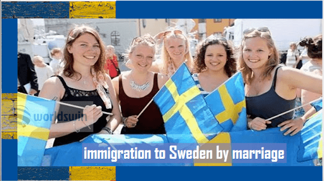 Sweden girl for marriage