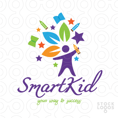 exclusive customizable logo for sale smart kid