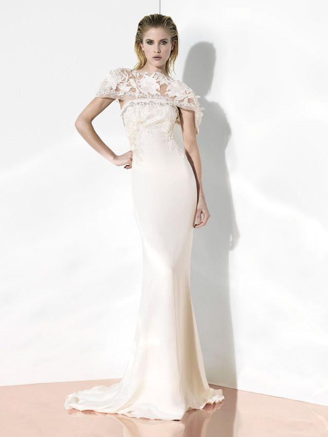 YolanCris | Elegant wedding dresses & couture bridal gowns by ...
