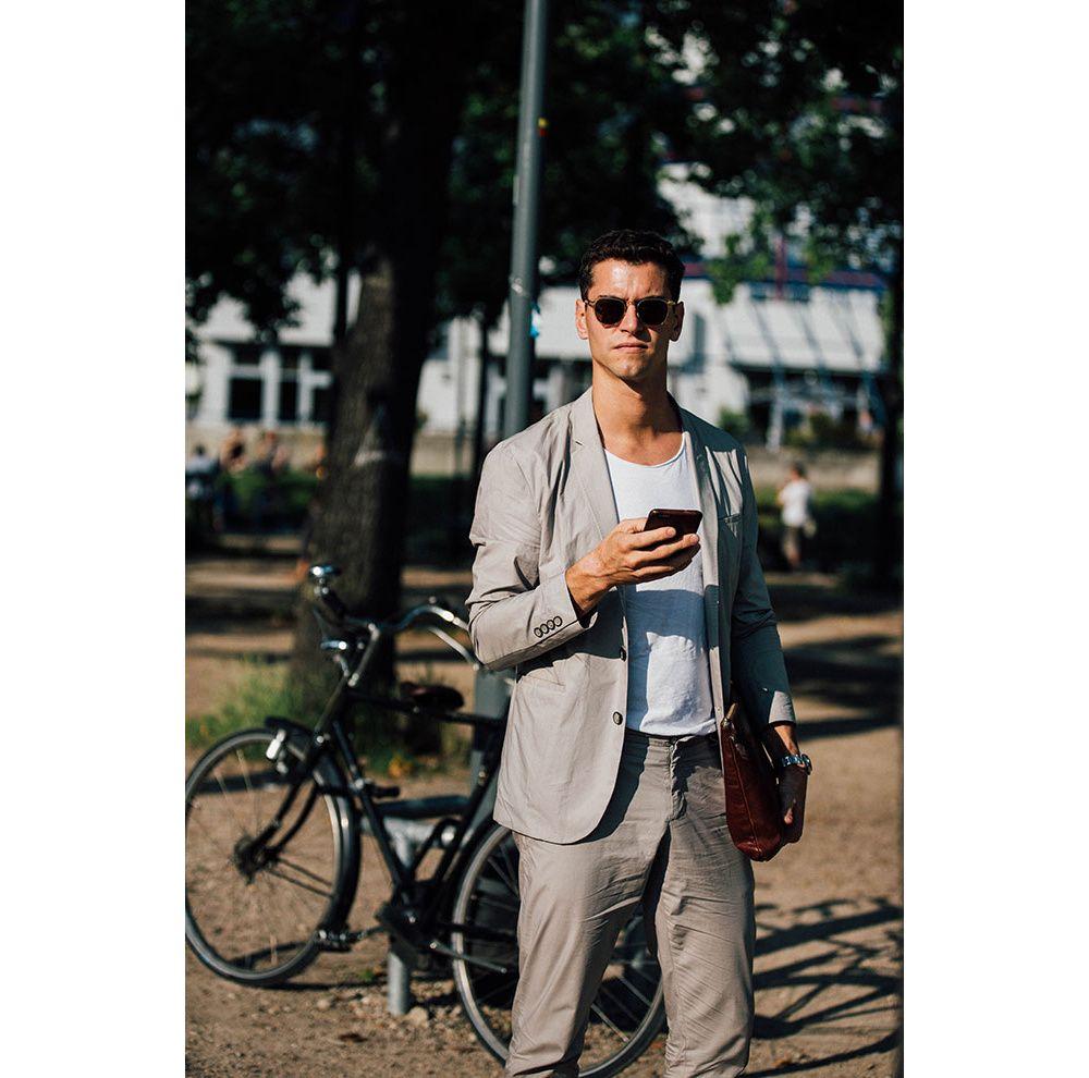 686 Best Images About Hipster Tattoos On Pinterest: Street Looks à La Fashion Week Homme Printemps-été 2017 De