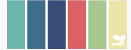 **Guillermo** Our favorite Color Palette