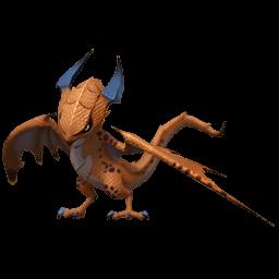 リトルノア Sr 飛龍ワイバーン ステータス 評価まとめ キャラクター図鑑 リトルノア公式攻略wiki Gamy ゲーミー ドラゴンアート キャラクターデザイン 架空の生き物