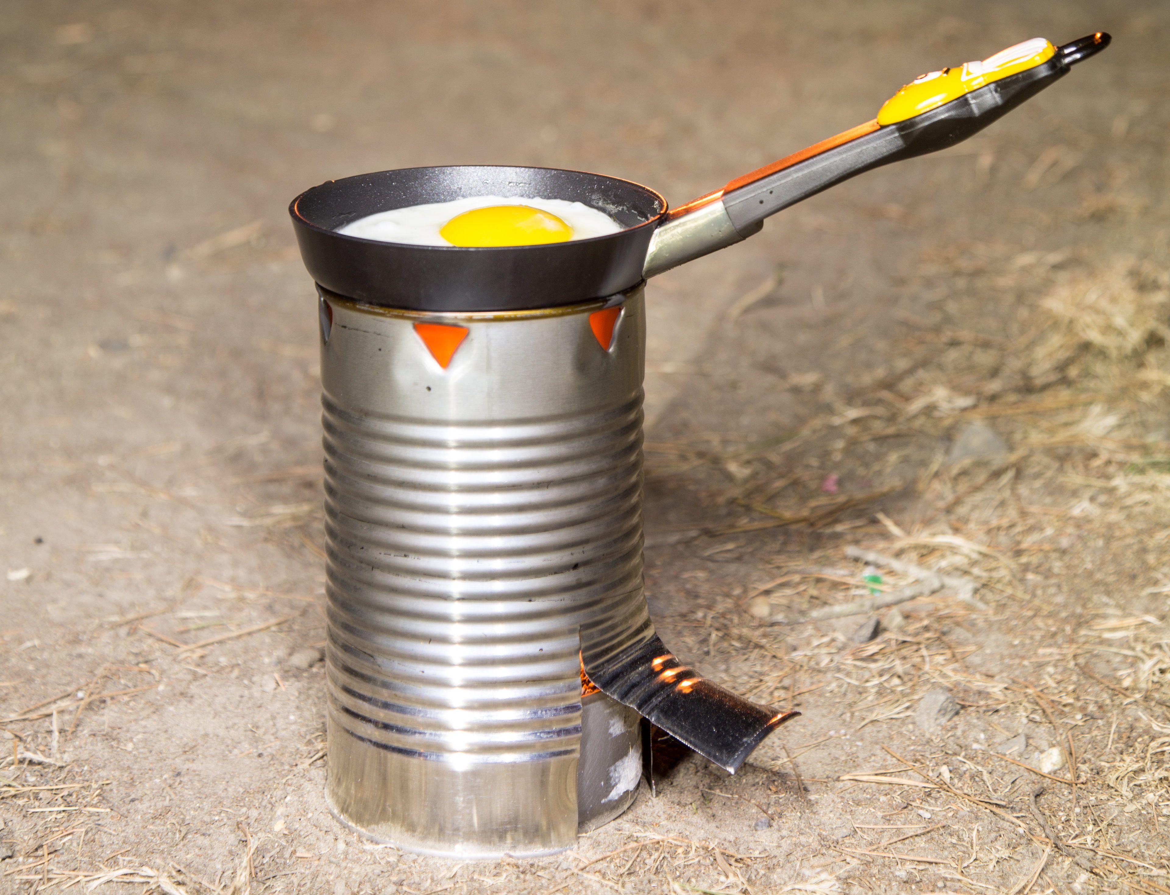 Small Pocket Buddy Burner Cooking Survivalist,camping,Prepper Survival,stove