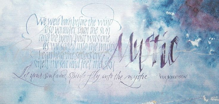 barbara close calligraphy | Barbara Close | Types of ...