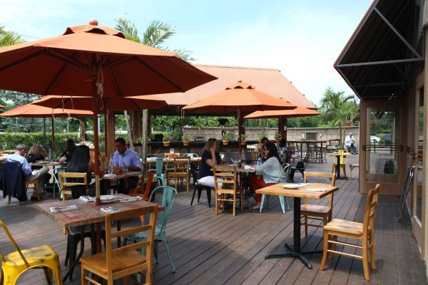 The Refuge In Melville Launches Dog Friendly Sunday Brunch Long