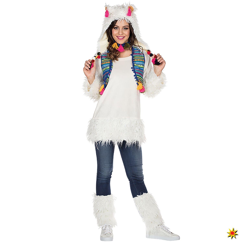 Damen Kostum Alpaka Lima In 2020 Karneval Kostum Damen Kostume
