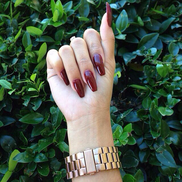 Coffin Nails are officially my new obsession...can\'t wait till mine ...