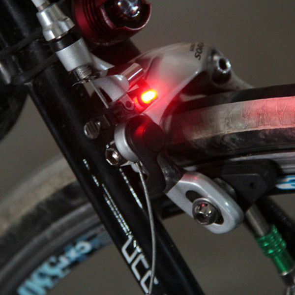 nano led brake light mountainbiken fiets licht verlichting fietsen racefiets accessoires