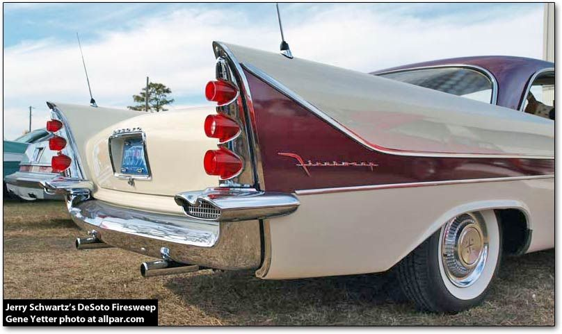 Desoto Firesweep Tailfins And A Whole Lot Of Desoto History