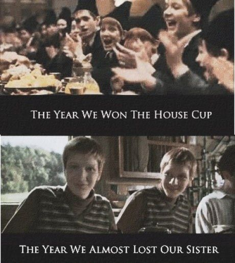 <b>Literally sobbing.</b> Also, happy 17th anniversary to <i>Harry Potter and the Philosopher