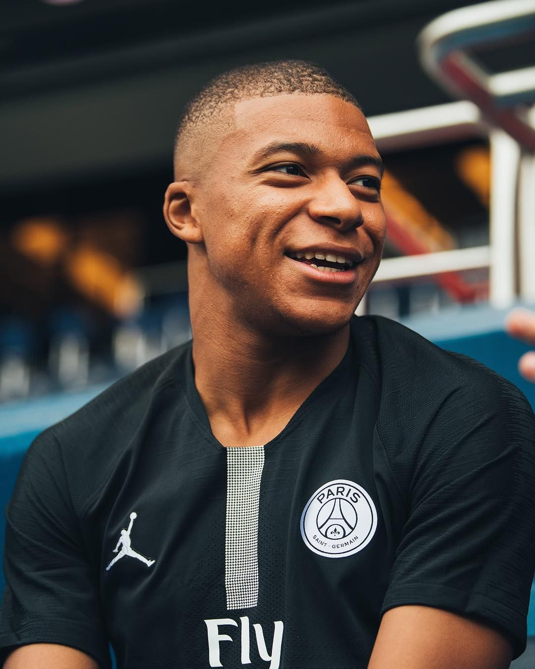 "56223020fcc ""Jordan stands the test of time. I hope to do the same — to leave my mark  on the history of my sport.""  k.mbappe talks how the Paris Saint-…"