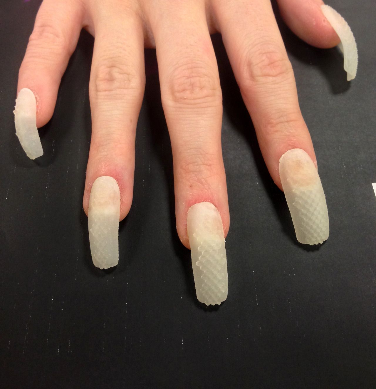 3d Printing By Thelasergirls 3d Printing Manicure Prints