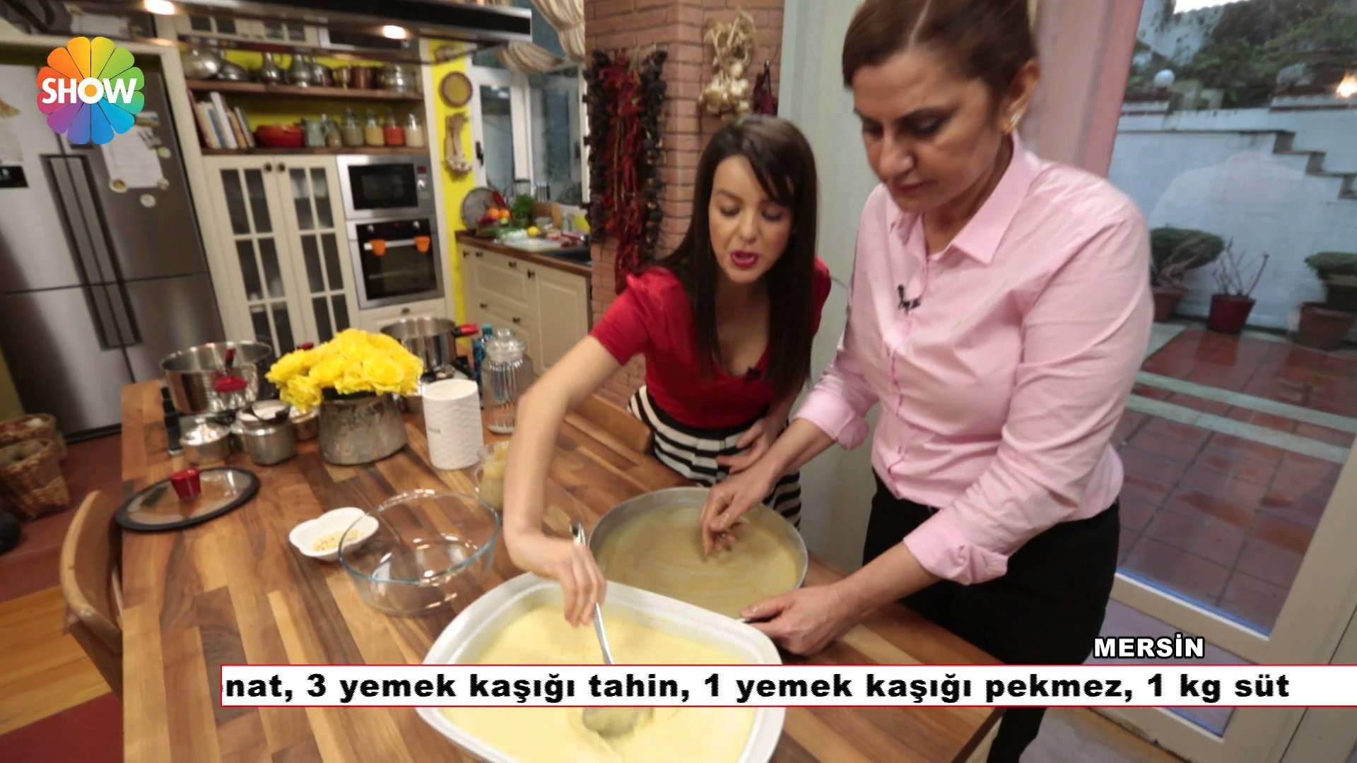 """Nursel'in Mutfağı 40.Bölüm """"Mersin""""samtatli"""