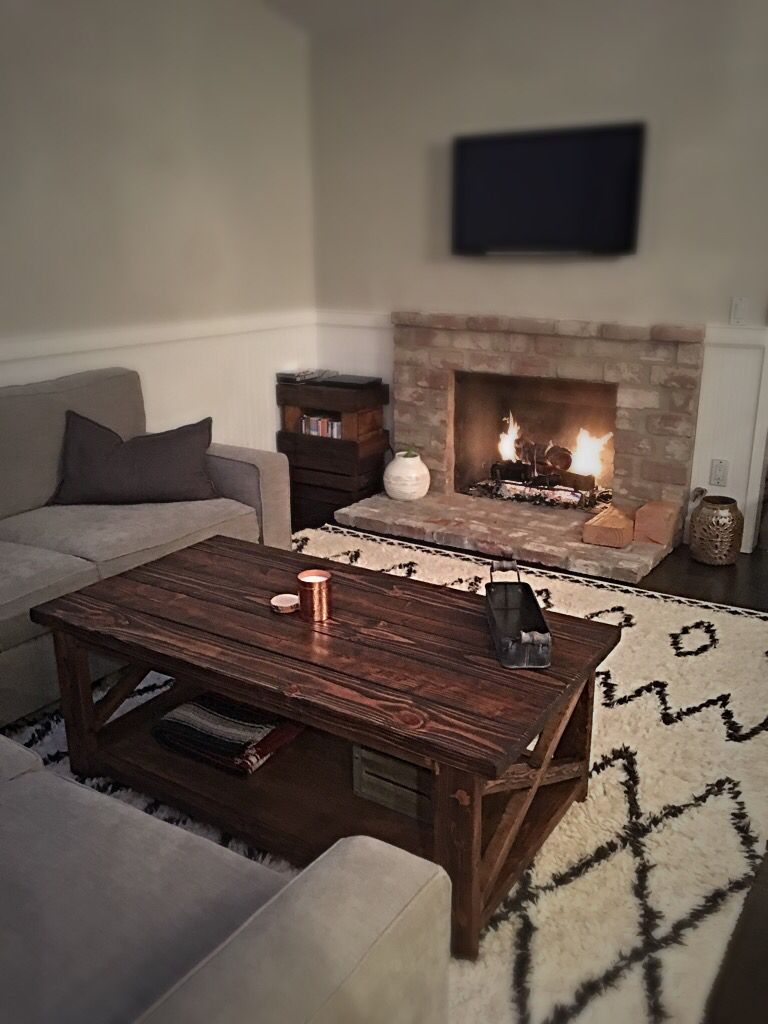 The big sur wood rustic Coffee Table http://orangecounty.craigslist.org/fuo/5405029009.html